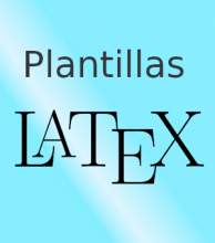 Plantillas LaTeX